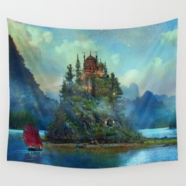 Journey's End Wall Tapestry