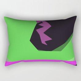 Green River of Abundance Rectangular Pillow