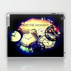 Seize the Moment Laptop & iPad Skin