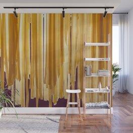 Sundried stripes Wall Mural