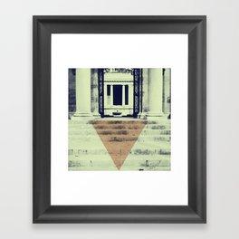 In(form) Framed Art Print
