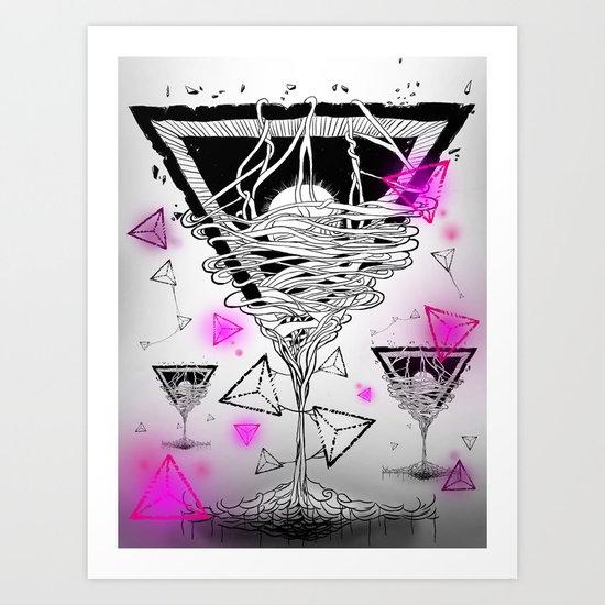 Prodigium Art Print