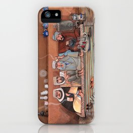 Chai Khana iPhone Case