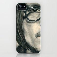 Secret Window Traditional Portrait Print iPhone (5, 5s) Slim Case