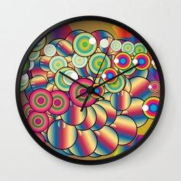 Chakra Dripper Wall Clock