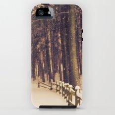 Snowfall Tough Case iPhone (5, 5s)