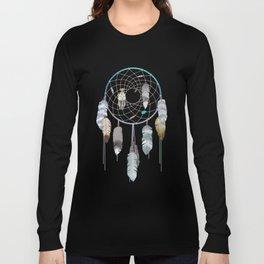 Awakening, a dreamcatcher Long Sleeve T-shirt