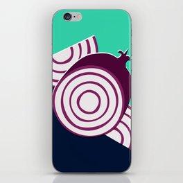Onions iPhone Skin