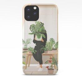 My Little Garden II iPhone Case