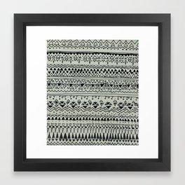 sw. Framed Art Print
