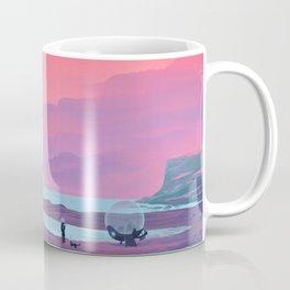 Ocean Pyramid Coffee Mug