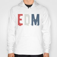 edm Hoodies featuring EDM by DropBass