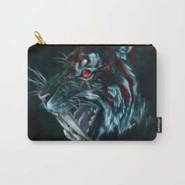 Chaos Tiger Carry-All Pouch
