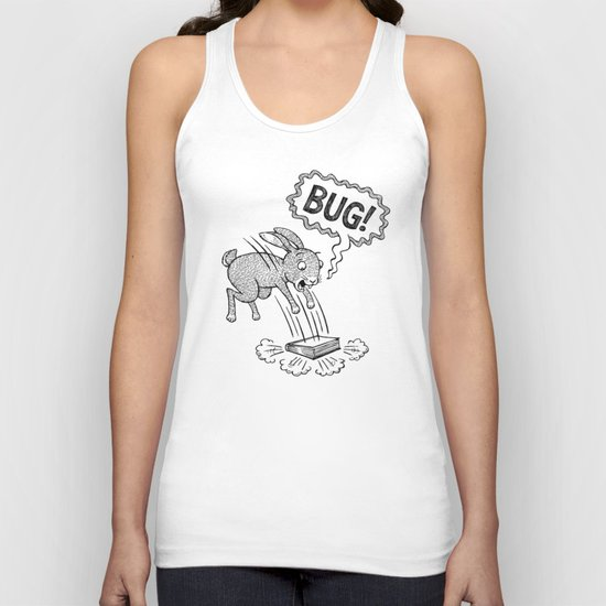 BUG! Unisex Tank Top