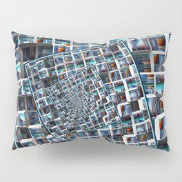 Abstract Infinity Pillow Sham