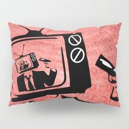 unplug Pillow Sham