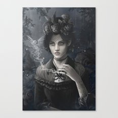 Oisillon (Victorian Lady) Canvas Print