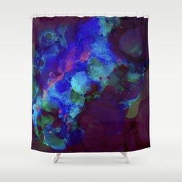 Ink 112 Shower Curtain