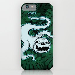 Sloth Ghost iPhone Case