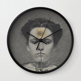 Circling the Square Wall Clock