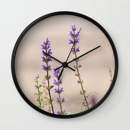 roaming in the garden Wall Clock