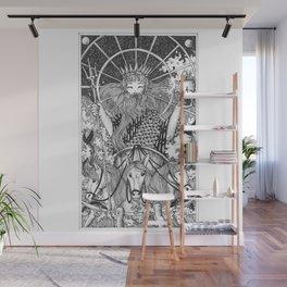 Poseidon Wall Mural