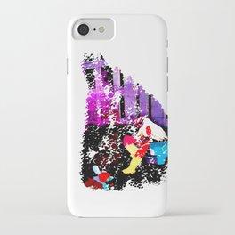 Streets ablaze  iPhone Case