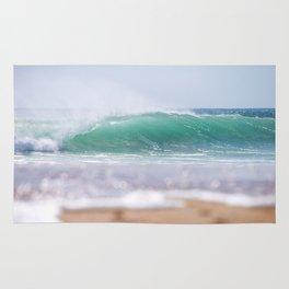 Sea Glass Waves Rug