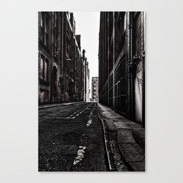 China Lane MANchester Canvas Print