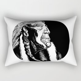 American Founder Rectangular Pillow