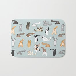 Cat Butts Bath Mat