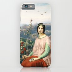 Lady of the Fields iPhone 6s Slim Case