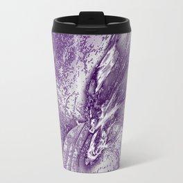 Splatter in Grape Travel Mug