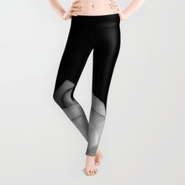 Rose Monochrome Leggings