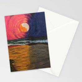 Sun and Moondance Stationery Cards