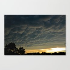 Strange Sky Canvas Print