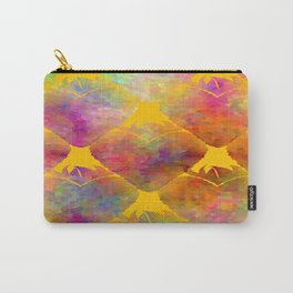 Berry Hearts Carry-All Pouch