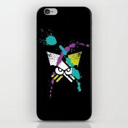 Splatoon - Turf Wars 3 iPhone Skin