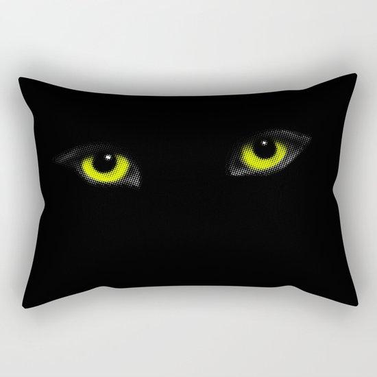 THE FACE OF THE SOUL Rectangular Pillow
