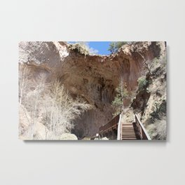 Tonto Natural Bridge Metal Print