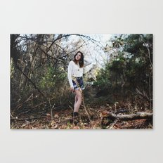 abyss Canvas Print