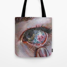 Beauty in The Eye Tote Bag