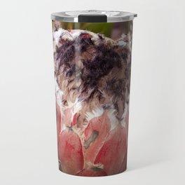 Feather Protea Travel Mug