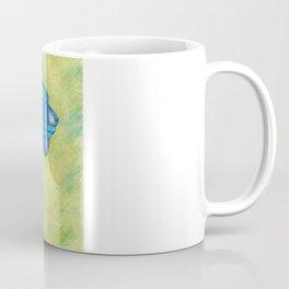 Scottish Terrier Silhouette Coffee Mug
