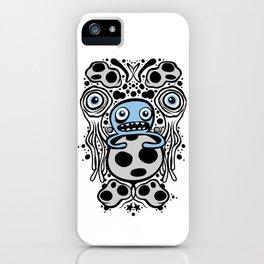 Panopticon Space (White Version) iPhone Case