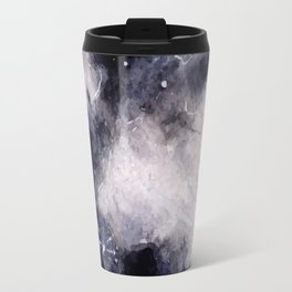 Watercolor moon Travel Mug
