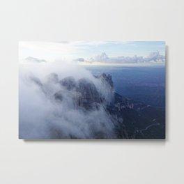 Montserrat Mountain Metal Print