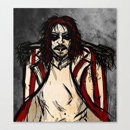 Shaun Morgan Canvas Print