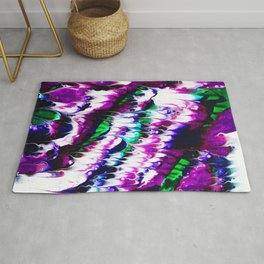 Colorful Ebb And Flow Rug