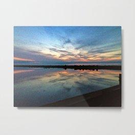 Marthas Vineyard Sunrise Metal Print
